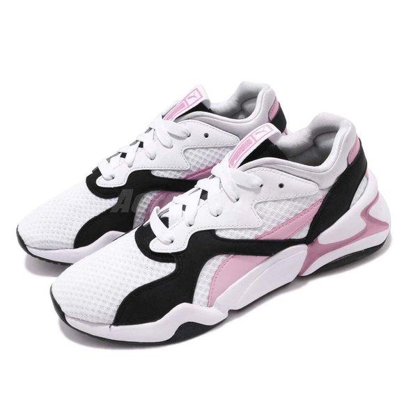 Puma Womens Nova 90s Bloc Athletic Sneakers 6.5